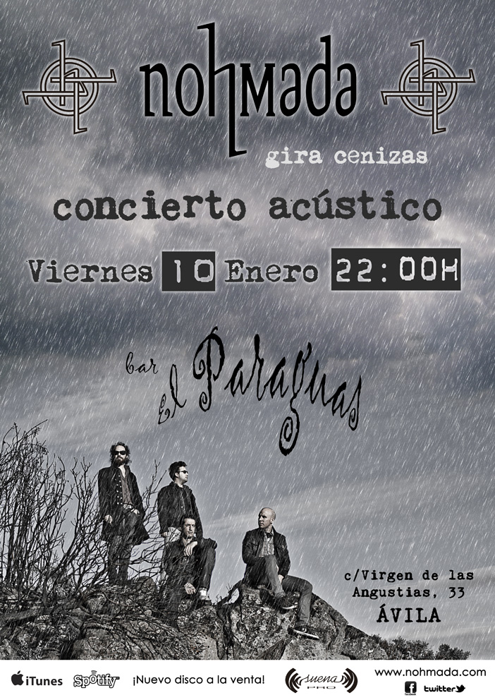 20140110 El Paraguas (Avila)