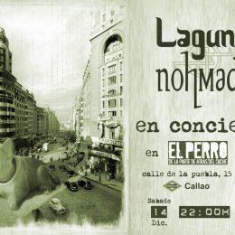 Nuevo concierto en Madrid
