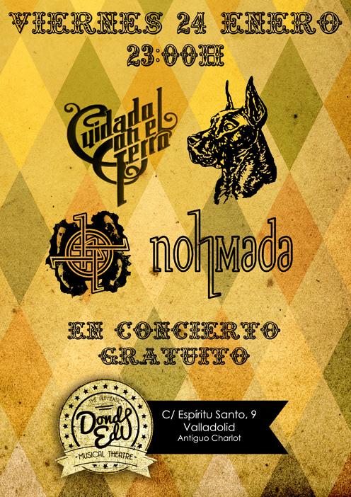 20140124 Donde Edu (Valladolid) con CCP