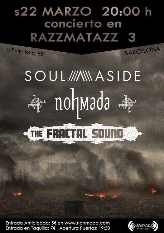 20140322 Razz3 BCN con Soul Aside y Fractal S Small